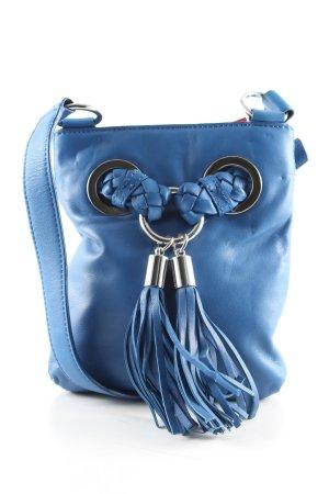 Umhängetasche blau Casual-Look