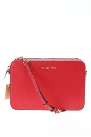 "Michael Kors Borsa a spalla ""Large Ew Crossbody Handbag"" rosso"