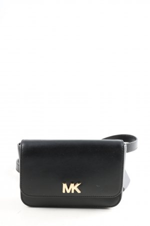Michael Kors Gekruiste tas zwart casual uitstraling
