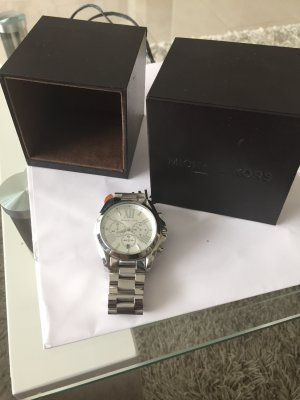 Michael Kors Watch Clasp silver-colored