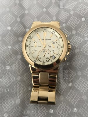 Michael Kors Watch Uhr Gold