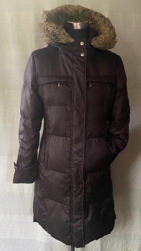 Michael Kors Cappotto invernale marrone-nero-marrone scuro