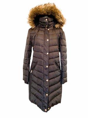 Michael Kors Hooded Coat black