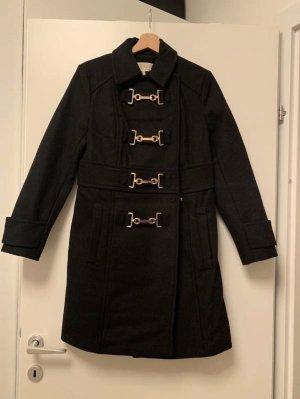 Michael Kors Abrigo de invierno negro Lana