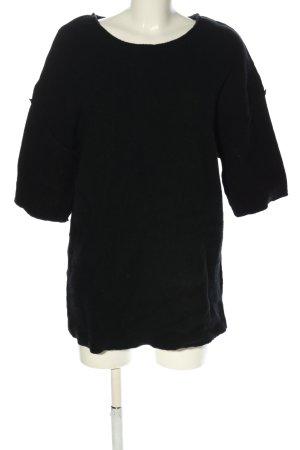 Michael Kors Wollpullover schwarz Casual-Look