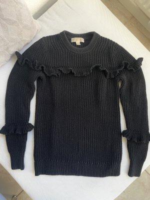 Michael Kors Maglione lavorato a maglia nero