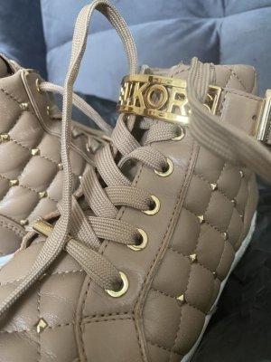 Michael Korse Sneaker im angesagter Camel Farbe