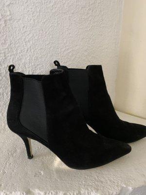 Michael Kors Slip-on laarzen zwart