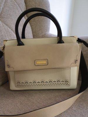 Michael Shannon Tasche nude beige gold schwarz crossbody Umhängetasche schultertasche