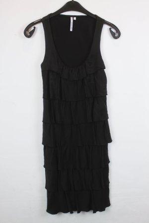 Michael Stars Kleid Seidenkleid Gr. XS schwarz