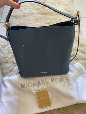 Michael Kors Pouch Bag cornflower blue