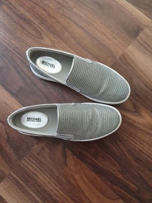 Michaels Kors Slipper silber
