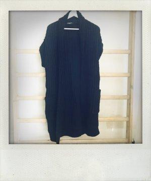 Michalsky Abrigo de punto negro