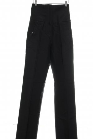 Michalsky Pantalón de vestir negro elegante