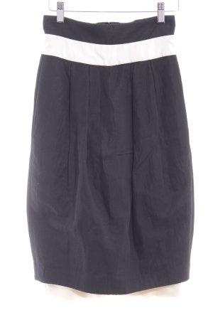 Michalsky Balloon Skirt black-oatmeal elegant