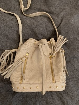 Michalsky Pouch Bag cream-gold-colored
