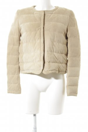 Michalsky Short Jacket oatmeal simple style