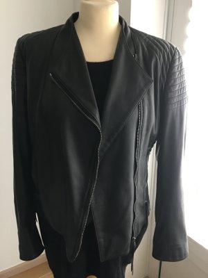 Michalsky Leather Jacket black