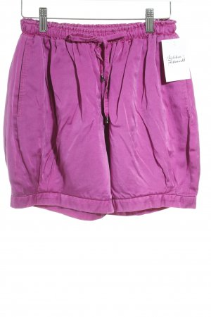 Michalsky Shorts violett Casual-Look