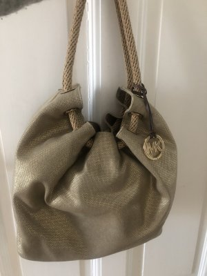 Michael Kors Pouch Bag gold-colored