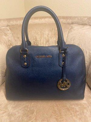 Micheal Kors Handtasche mit Henkeln blau