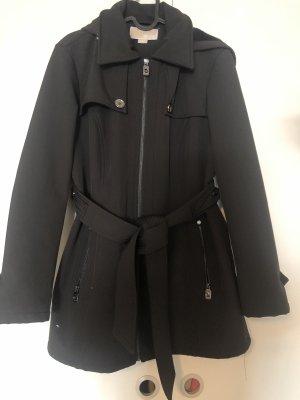 Michael Kors Manteau à capuche noir