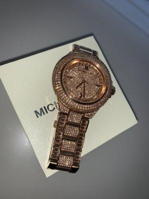 Micheal Kors Uhr Rosé Gold
