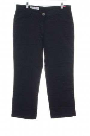 Michèle 7/8-jeans zwart casual uitstraling