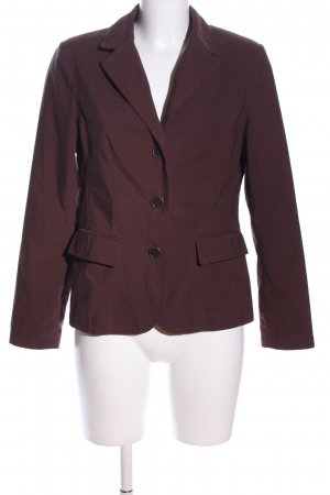 Michele Boyard Tweedblazer braun Business-Look