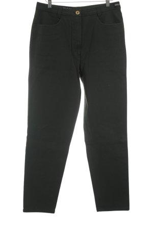 Michèle High Waist Jeans waldgrün Casual-Look