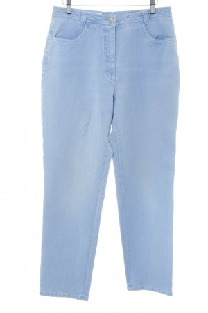 Michèle Slim Jeans blau Jeans-Optik