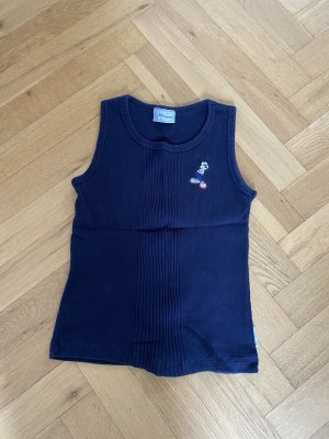 Disneyland T-Shirt blue cotton