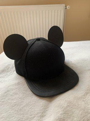 H&M Divided Floppy Hat black