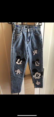 Mickey Mouse Jeans Zara
