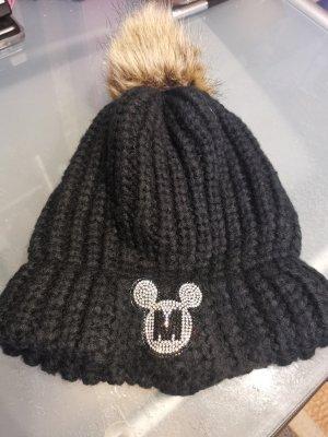 Mickey Mouse Chapeau pointu noir