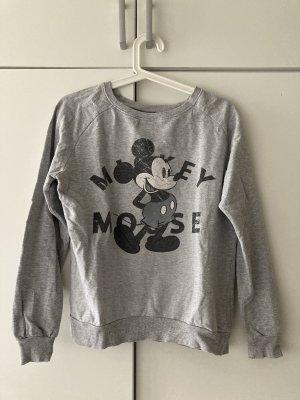 Disney Pull polaire noir-gris