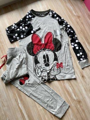 Disney Pyjama grey-red