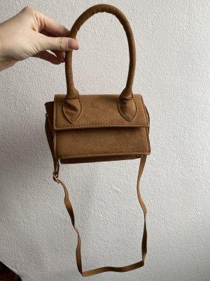 Mini sac brun