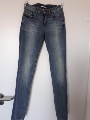 Mid Rise Skinny Jeans von Scotch & Soda