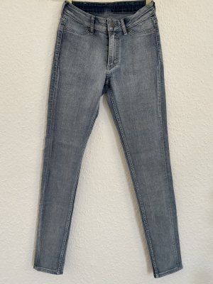 Cheap Monday Skinny Jeans slate-gray