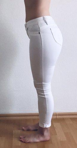 Mid Waist Jeans in Größe 7