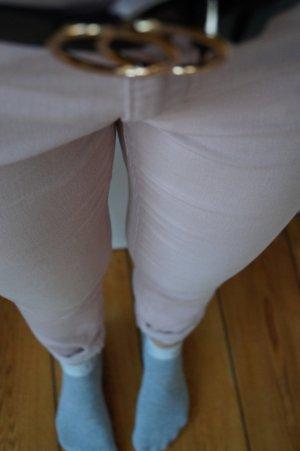 Mid waist Jeans Rosa Gr.40 H&M