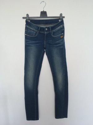 Mid Waist Skinny Jeans W27 L32