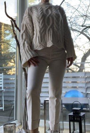 Middle waist / Stoffhose
