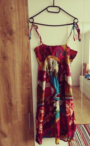 Midi Boho Sommer Kleid