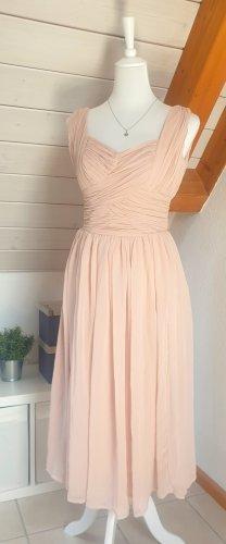 Asos Chiffon Dress pink