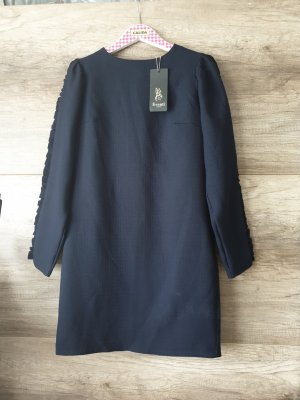 Butik Longsleeve Dress dark blue