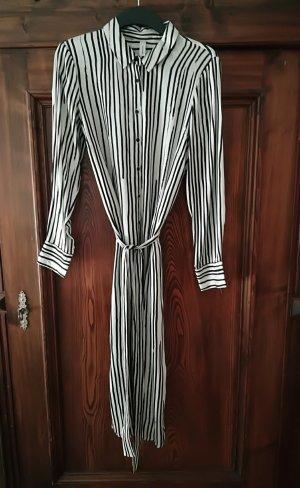 Midi-Hemdkleid aus Kunstseide von soyaconcept