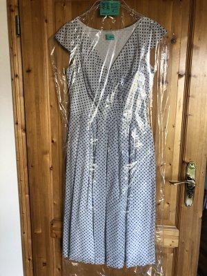 Midi Kleid, 1 mal getragen,100% Baumwolle