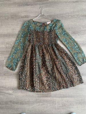 Colcci Midi Dress multicolored